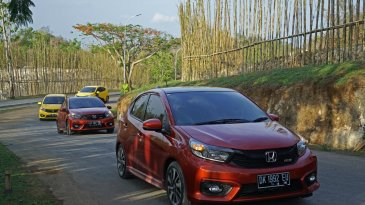 HPM Tepati Janjinya, Honda Brio Mulai Di Ekspor Akhir Maret