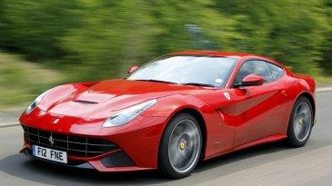 Review Ferrari F12berlinetta 2012