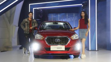 Review All New Datsun GO CVT 2019