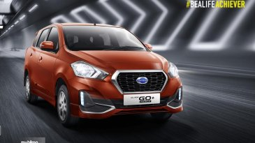 Review All New Datsun GO+ Panca M/T 2019