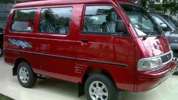 Review Suzuki Carry Real Van 2015: Mobil Minivan Dengan Kapasitas 9 Orang