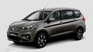 Review Suzuki Ertiga Facelift 2019: Pembaruan Dilakukan Di Beberapa Bagian