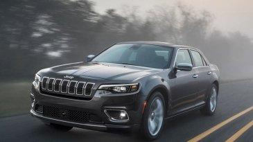 Rancangan Jeep Sedan Disebar di Facebook, Serius Bakal Diproduksi?