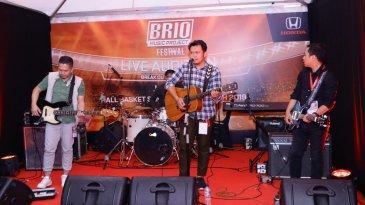 Brio Music Project Festival Kedua Sukses Digelar di Bandung, Jawa Barat
