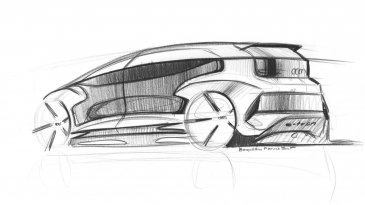 Mobil Listrik Otonom Buatan Audi Bakal Dirilis di Shanghai