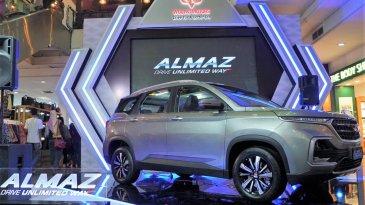 Fenomena Almaz di Semarang, Dua Unit Test Drive Tak Pernah 'Berhenti' Jalan