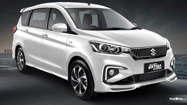 Review Suzuki All New Ertiga Suzuki Sport 2019: Mobil MPV Keluarga Tampilan Sporty