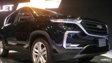 Review All New Chevrolet Captiva 2019: Mobil SUV Dengan Desain Menarik