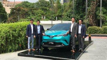Resmi Mengaspal Di Indonesia, Ini Target Penjualan All New Toyota C-HR Hybrid