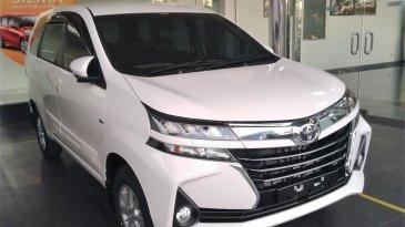 Penjualan Toyota Avanza Membaik, Inden Hingga Dua Bulan