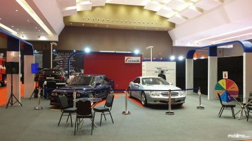 Jangan Lupa Mampir, Cintamobil.com Hadir Di Telkomsel Indonesia International Motor Show 2019