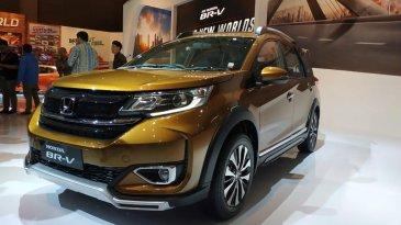 Review New Honda BR-V 2019