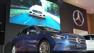 Mercedes-Benz Optimis Jadi Merek Mobil Mewah Nomor Satu di Indonesia