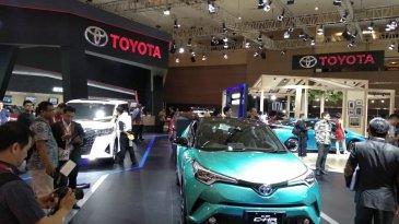 Promo Berlimpah Toyota dari Auto2000 Siap Banjiri Telkomsel IIMS 2019