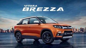 Review Suzuki Vitara Brezza 2018