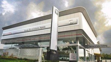 Resmikan Diler Honda Mandalatama, HPM Resmi Punya Diler Megah Di Kota Jepara Jawa Tengah