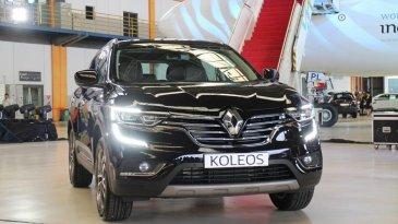 Maxindo Bergairah Namun Realistis, Ini Target Penjualan Renault Koleos Tahun Ini
