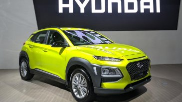 Review Hyundai KONA 2019