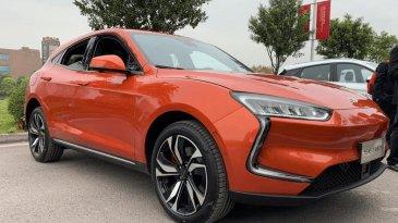 Mobil Listrik DFSK Siap Diboyong Ke Indonesia Pada GIIAS 2019