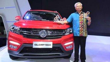 11 Hari Mejeng Di IIMS 2019, Penjualan DFSK Glory 560 Tembus 1.000 Unit
