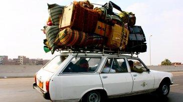 Mudik Lebaran: Mau Pakai Mobil Pribadi, Hindari Kelebihan Muatan