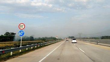 Jangan Asal Ngebut Lewat Jalan Tol, Perhatikan Batas Kecepatan