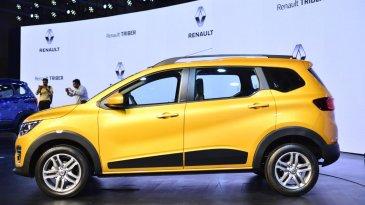 Renault Triber 2019 Diklaim Punya Kenyamanan Dan Keamanan Tertinggi