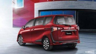 Toyota Sienta Belum Diperbarui, Ini Penjelasan Dari Pihak Toyota