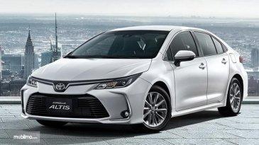 Toyota Siap Luncurkan Corolla Altis Terbaru Dengan Desain Lebih Mewah