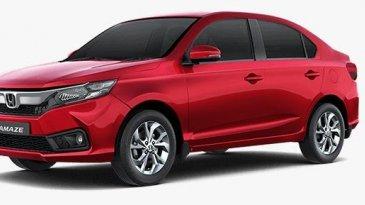 Review Honda Amaze 2019