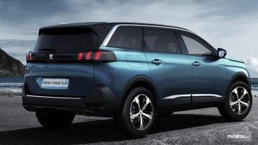 Target Penjualan Peugeot 5008 Hanya 50 Unit Sampai Akhir Tahun