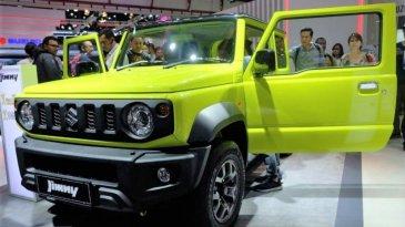 Jika Diapprove, Suzuki Jimny Bakal Diproduksi Lokal