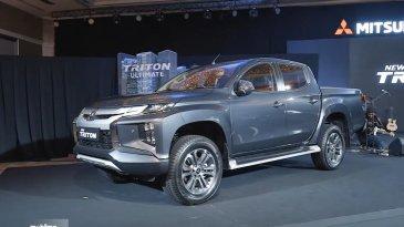Berkali-Kali Diupdate, Ini Catatan Penjualan Mitsubishi Triton di Indonesia