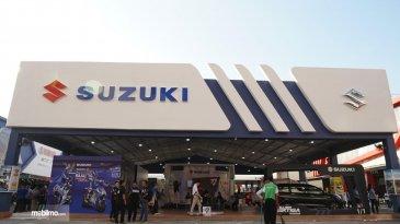 Luar Biasa, Penjualan Suzuki di Jakarta Fair Kemayoran 2019 Jauh Melampaui Target