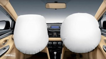 Mengetahui Cara Kerja Airbag Pada Mobil