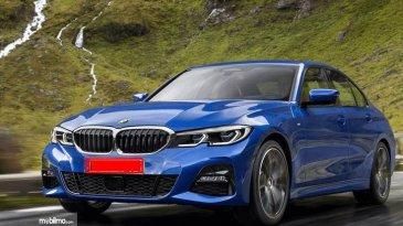 Mobil Legendaris Versi Baru All New BMW Seri 3 Segera Meluncur Di Indonesia