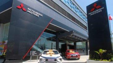 Diler Gemilang Berlian Indah - Pontianak Diresmikan, Mitsubishi Kini Punya 138 Diler Resmi di Indonesia