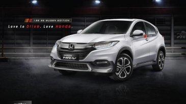 Ada New Honda HR-V 1.5E SE MUGEN Edition di GIIAS 2019, Berapa Harganya?