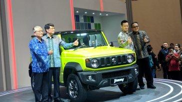 Suzuki Jimny Terbaru Resmi Dijual Di Indonesia, Harga Termahal Hanya Rp 330 Juta