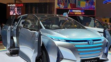 Daihatsu Hadir di GIIAS 2019 Tanpa Target Penjualan, Untuk Apa?