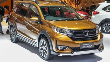 Menarik, Membeli Honda Mobilio dan BR-V di GIIAS 2019 Dapat Uang Bensin Rp 6 Juta