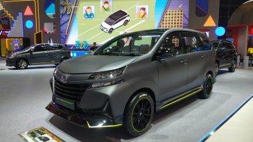 Beli Mobil Daihatsu di GIIAS 2019 Bisa Dicicil 7 Tahun