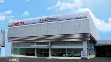 Jaringan Diperluas, Diler Baru Honda Telah Dibuka Di Medan