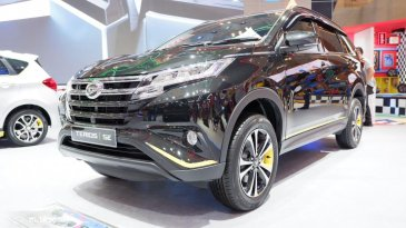 Review Daihatsu Terios SE A/T 2019, 2 Hari Tampil Di GIIAS 2019 Langsung SOLD OUT