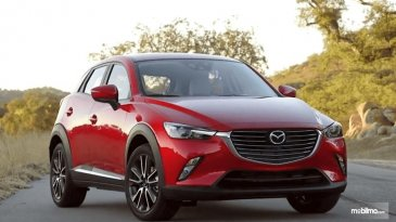 Review Mazda CX-3 2016: Mobil SUV Gaya Crossover Mengedepankan Fun To Drive