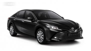 Review All New Toyota Camry 2.5 G AT 2019
