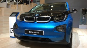 Review BMW i3 REx 2017