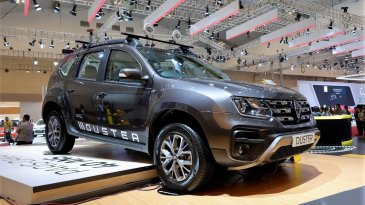 Review Renault Duster 2019