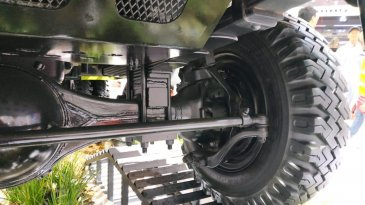 Andal Di Medan Off-Road, Ini Kelebihan Gardan Model Solid Axle