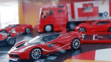 Program Promo Shell V-Power Race & Play, Model Mobil Ferrari Bisa Didapatkan Di SPBU Shell